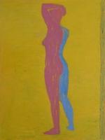 005-vrouw-in-landschap-acryl-doek-1989-120x90