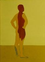 056-staande-figuur-acryl-doek-100x80