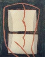 072-torso-acryl-op-papier-40x501992