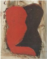074-torso-acryl-op-papier-40x501992