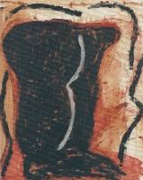 075-torso-acryl-op-papier-40x501992